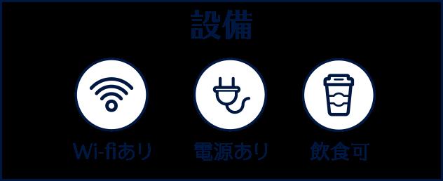横浜女性起業家シェアオフィス&コワーキング|設備