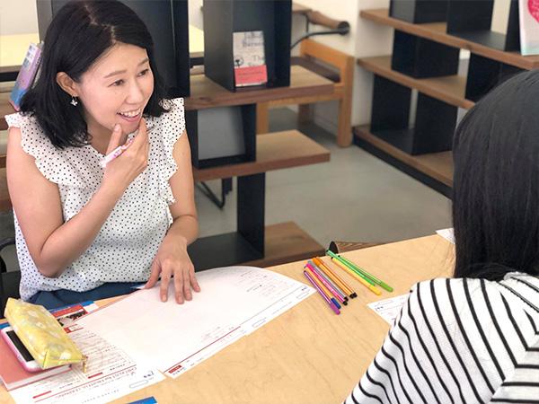 女性専用学習塾シードハウス横浜東口ブルーコンパス校横浜で活動する女性起業家と対話しながら学ぼう