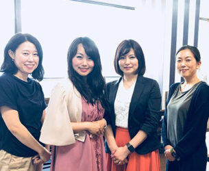 女性専用学習塾シードハウス横浜東口ブルーコンパス校たくさんのロールモデルにであえる