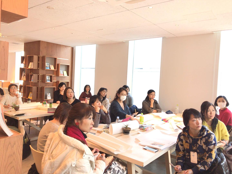 ママの起業を応援する 3ヶ月間のビジネス講座(女性起業家講座)有料起業講座3