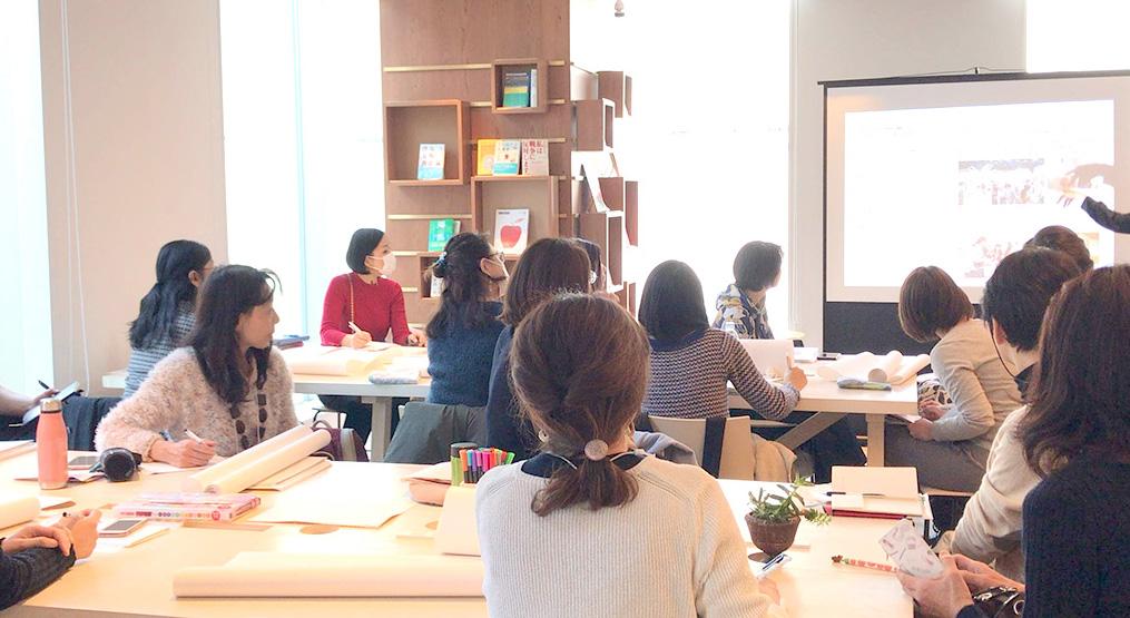 ママの起業を応援する 3ヶ月間のビジネス講座(女性起業家講座)振り返り会