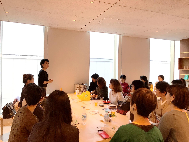 相鉄線二俣川:女性起業家講座「短期集中 ビジネスChallenge」