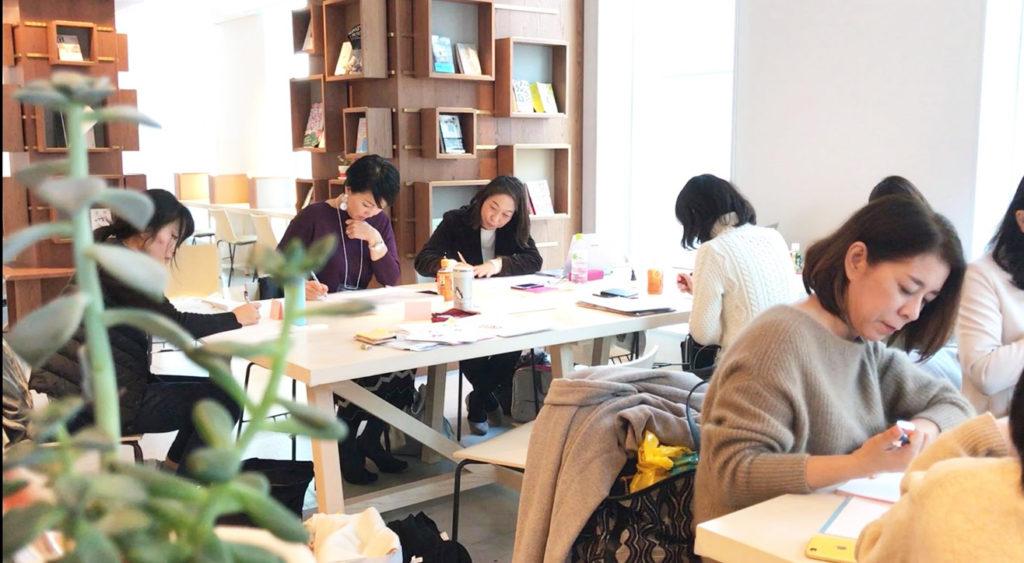 フタマタリバーライブラリー女性起業家講座リサーチワークショップ1