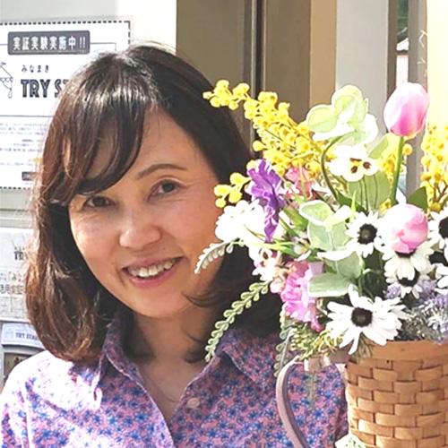 flower*party 森 幸恵