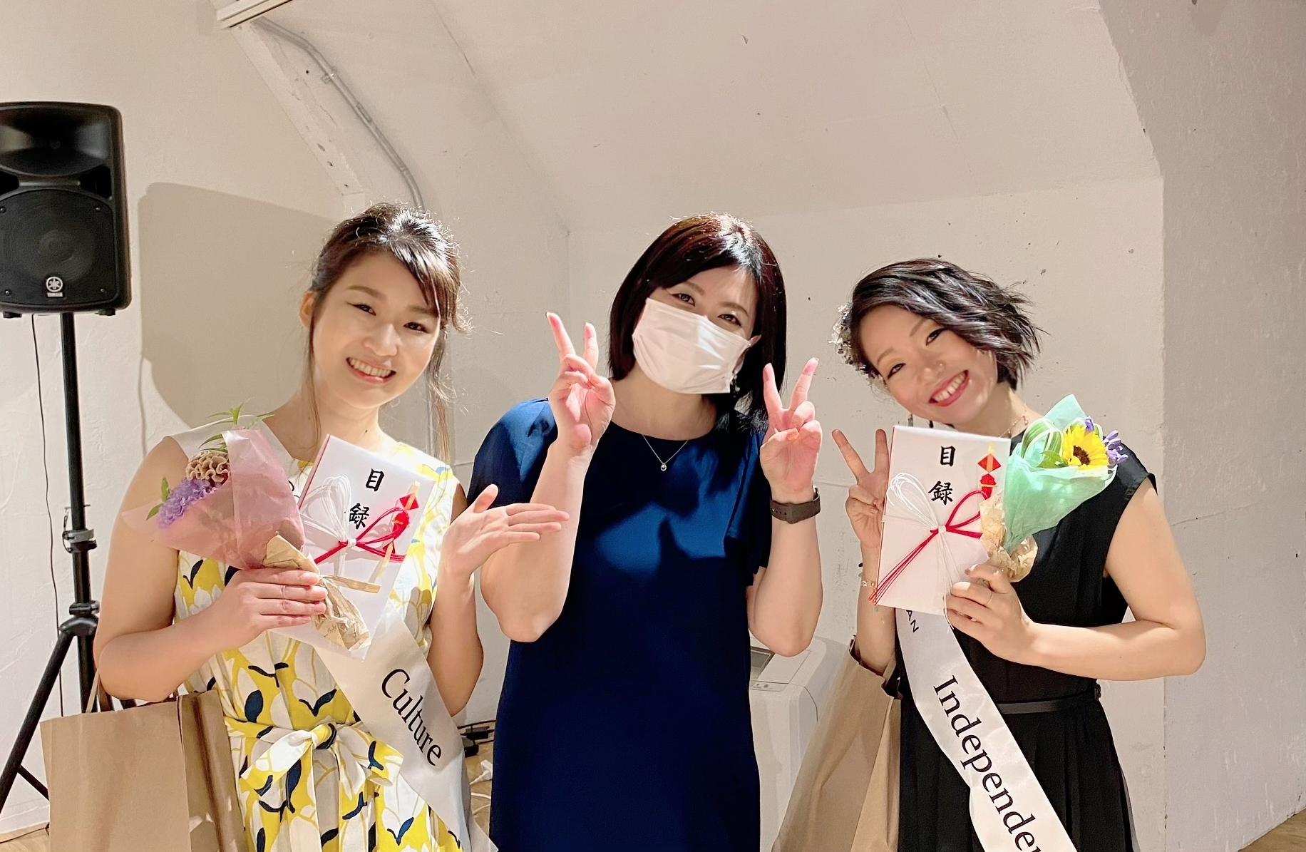 ビューティージャパン神奈川大会(ブルーコンパスは審査員を担当しました)